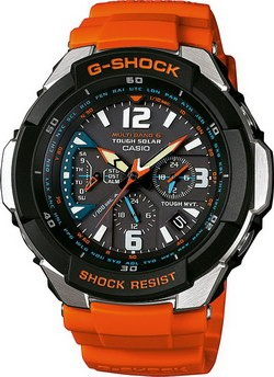 Мужские наручные часы Casio GW-3000M-4A