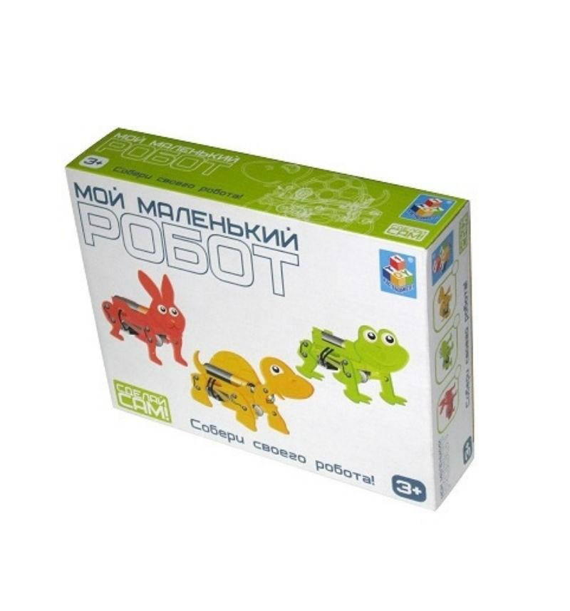 Робот сборный 1 Toy Собери сам.Мой маленький робот