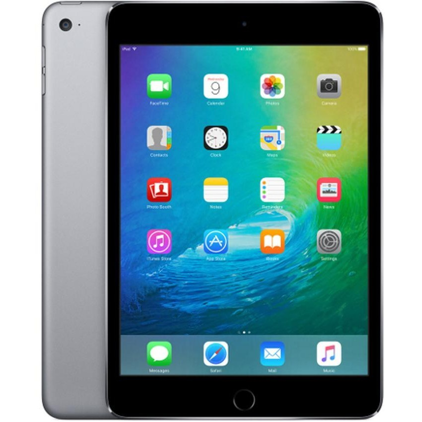 Apple iPad mini 4 64gb Wi-Fi + Cellular (Черный/Space Grey)