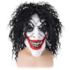 Маска Клоун с волосами