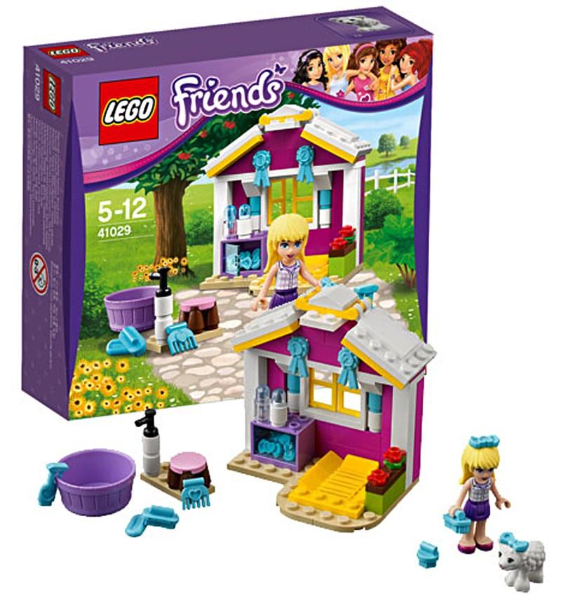 Конструктор Lego Friends Новорожденный ягненок Стефани