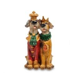 Статуэтка Собаки Наполеон и Жозефина