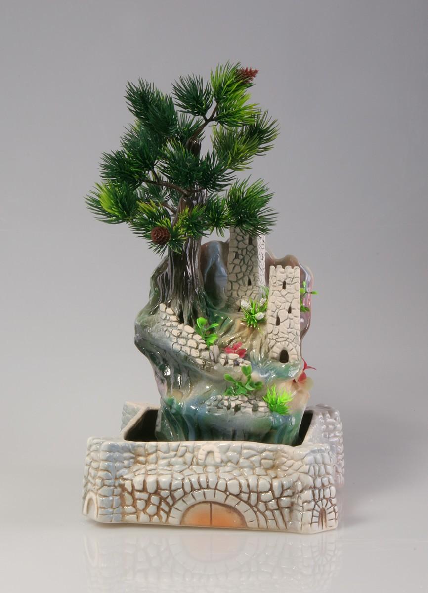 Настольный фонтан «Ладья»