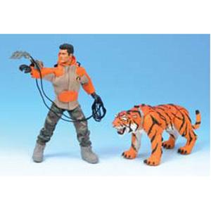 Hasbro AM с тигром. Миссия в джунглях