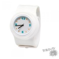 Белые слэп-часы Sweet Milk