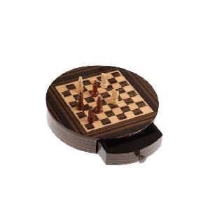 Игра настольная «Круглые шахматы»