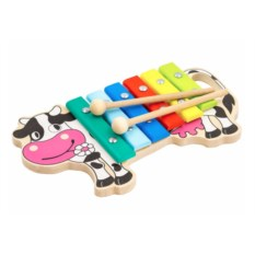 Детский ксилофон «Коровка» от Alatoys