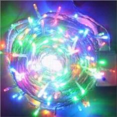 Разноцветная гирлянда Нить на 240 лампочек