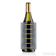 Серый чехол для вина охлаждающий Staycool