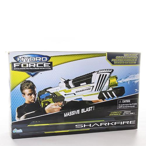 Водный пистолет HydroForce Sharkfire