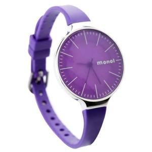 Фиолетовые часы Monol mysty