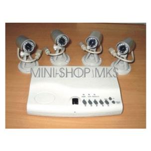 Видеонаблюдение CCD-325