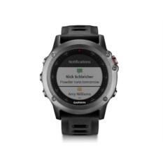 Спортивные часы Garmin Fenix 3 черного цвета