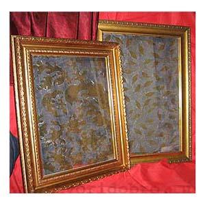 Зеркало «Сусальное золото»