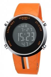 Часы Fast sport (оранжевые)