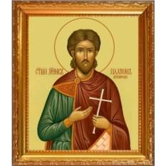 Икона на холсте Платон Анкирский святой мученик