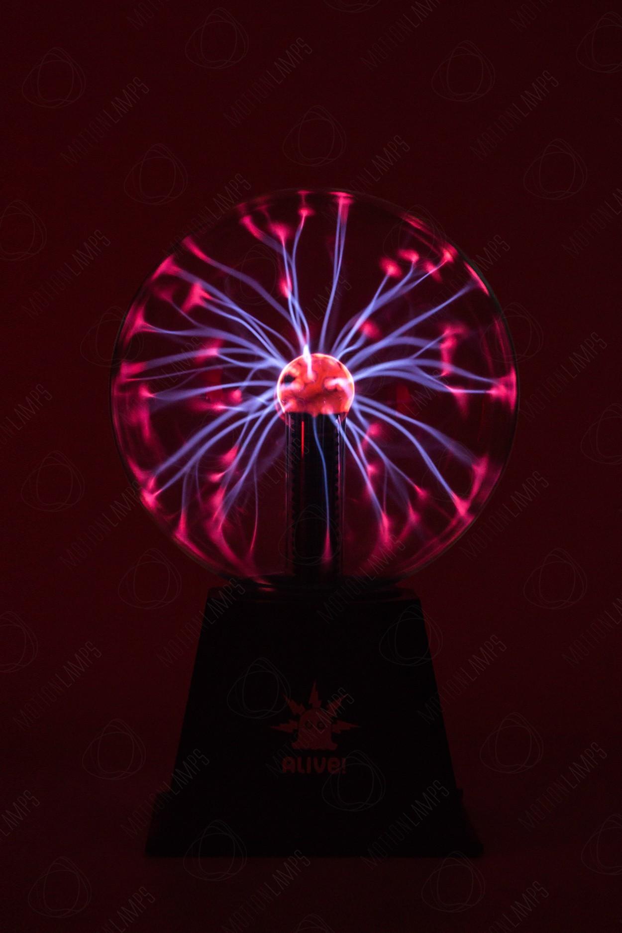 Плазменный шар Alive Plasma