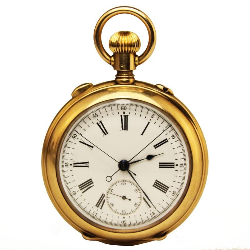 Карманные часы Mermod Fils