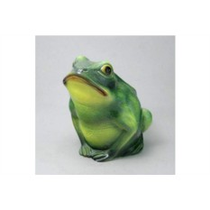 Фарфоровая статуэтка Лягушка