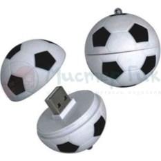 Флешка Футбольный мяч с объемом памяти 8Гб
