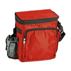 Красная сумка-холодильник на 4 литра
