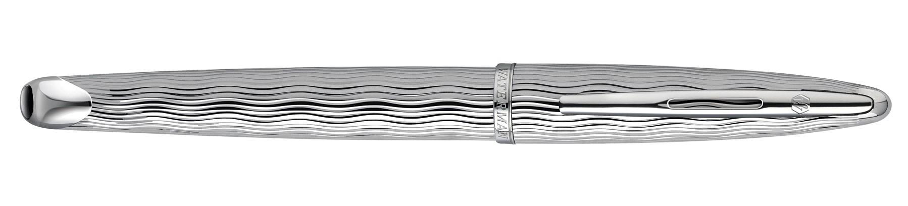 Ручка-роллер Waterman Carene Essential Silver ST