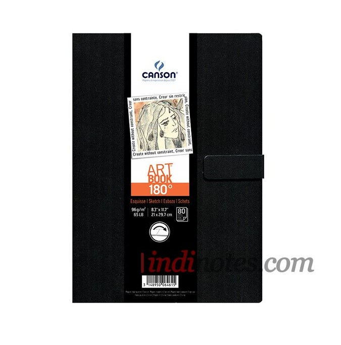 Альбом формата А6 Canson 180 Artbook