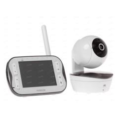 Видеоняня с поворотной видеокамерой Motorola MBP43S