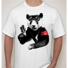 Футболка Панда с пистолетом