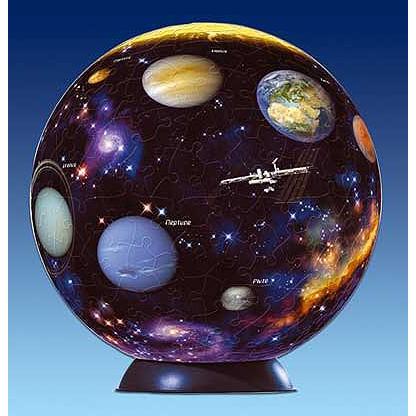 Шаровый пазл «Солнечная система»