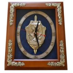 Настенные часы Эмблема ФСБ России