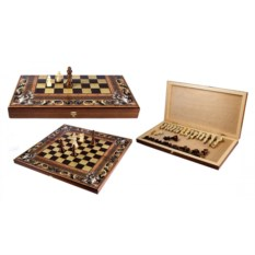 Подарочные шахматы Пегас
