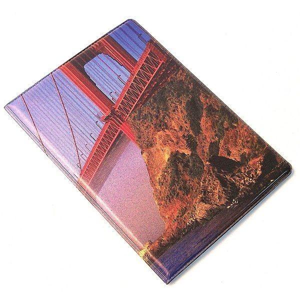 Обложка для паспорта Мост - 1