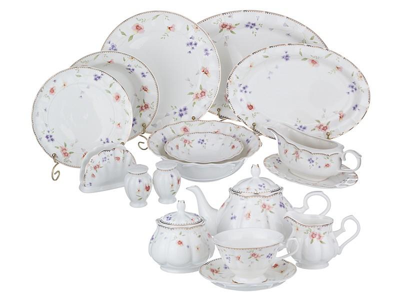 Столово-чайный набор на 12 персон Пасадена