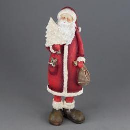 Новогодняя фигурка Санта Клаус