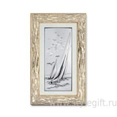 Картина Парусник (34,8х54,3 см)