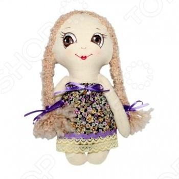 Набор для изготовления текстильной куклы «Виолетта»