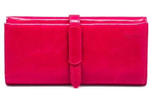 Ярко-розовый кошелек Lady