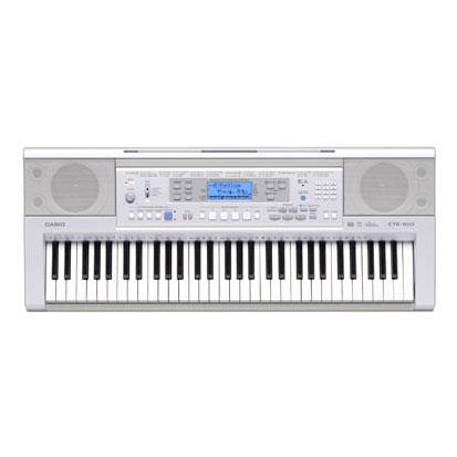 Музыкальные синтезаторы - CASIO