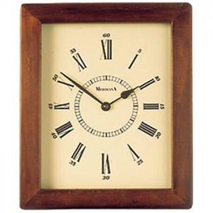 Часы настенные, орех