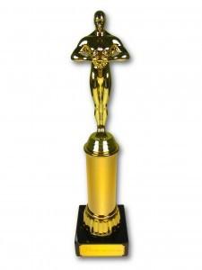 Статуэтка в виде Оскара За способность воодушевлять