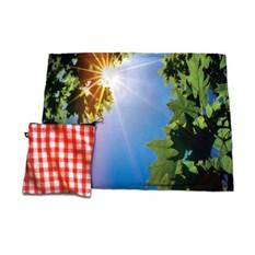 Креативный зонт-коврик для пикника Manbrella sky