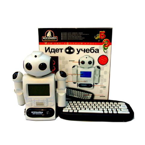 Робот «Всезнайка»