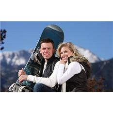 Мастер-класс по сноуборду для двоих