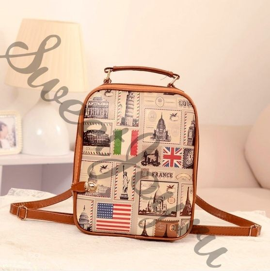Рюкзак-сумка Travel Sights