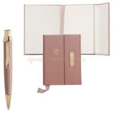 Набор (ручка шариковая, записная книжка)
