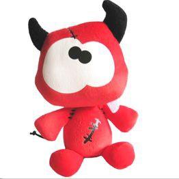 Дизайнерская игрушка Milk Tooth Demon