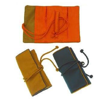 Складная сумочка для бижутерии и косметики
