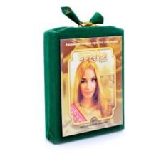 Травяная лечебная краска для волос (золотой блонд)