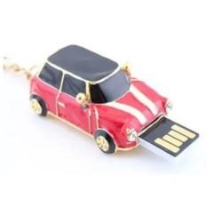 Флешка Автомобиль красный на 32 гб